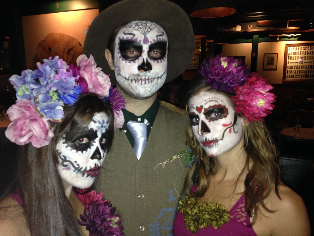 Dia de los muertos, if you want to be technical