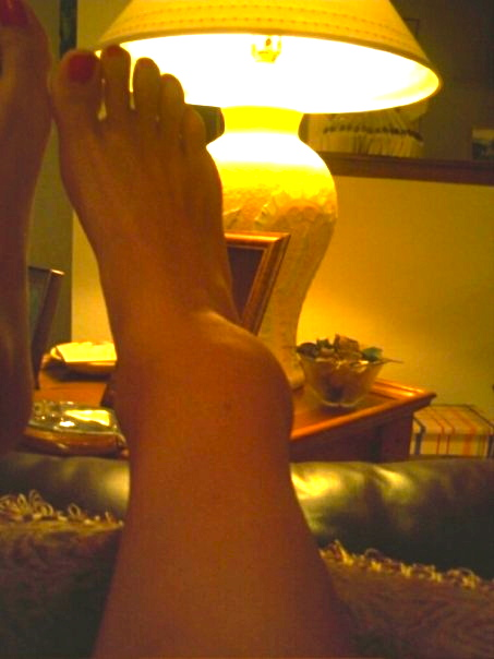 my dainty ankle