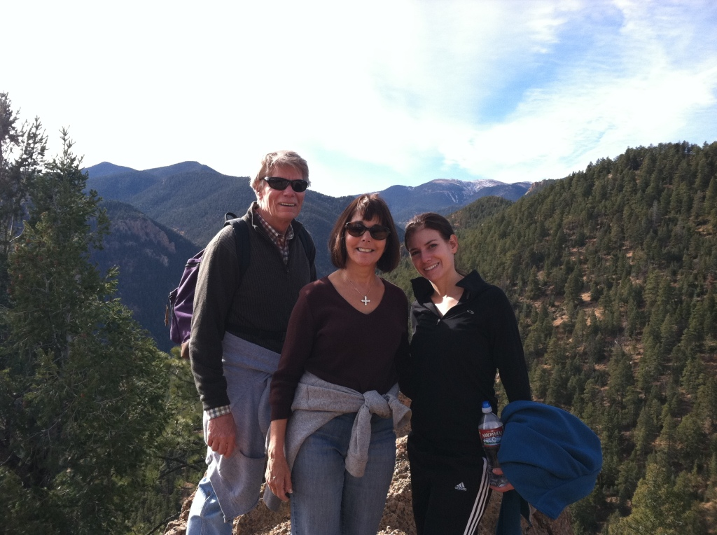 A Colorado Thanksgiving (on a year when we weren't in a white-out)