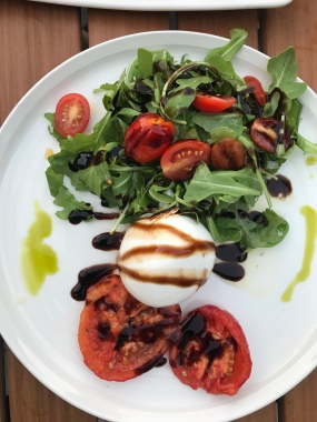 Burrata makes birthdays better
