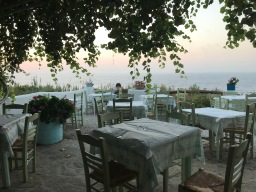 Blog from a Taverna Patio